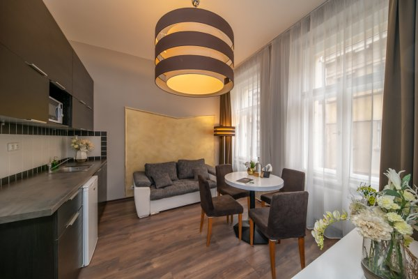 Emporio Prague Apartments